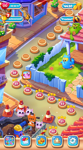 Cookie Cats Blast apkmr screenshots 6