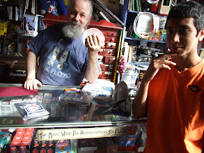 Photo: Magic shop in the lower levels of Pike Place Market