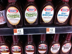 Photo: Chipotle, honey, smoked and more: just some of the varieties of Kraft BBQ Sauce available for your recipes.