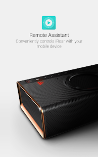 iRoar Remote Assistant Screenshot