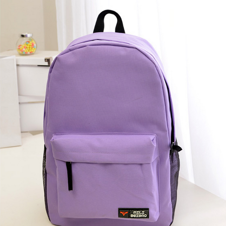 Candy Wonder Backpack Bag/Laptop Bag/School Bag-TL0021-VIOLET