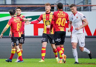 Ferdy Druijf mécontent de son temps de jeu au KV Malines