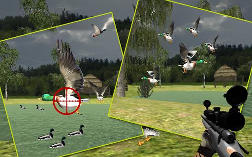 狙击手猎鸭