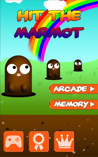 Hit the Marmot ★ Mole Buster