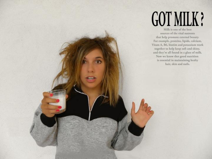 Got Milk ? di iWolly