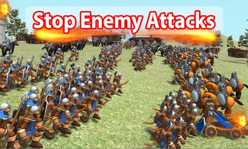 Medieval Wars: Hundred Years War 3D 1.3 screenshots 6
