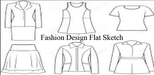 Fashion Design Flat Sketch On Windows Pc Download Free 1 0 Com Fashiondesignflatsketchideas Najwandro