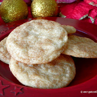 Snickerdoodles No Shortening Recipes