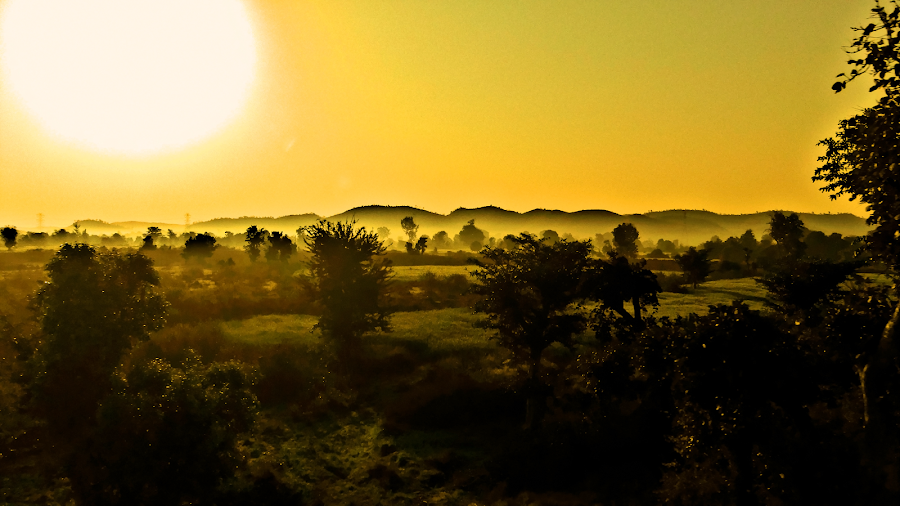 Dawn by Abhishek Pandey's PhotoGraphy - Landscapes Mountains & Hills ( pwcautumn, pwcpaths )