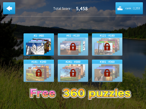 Jigsaw Puzzle 360 vol.3 2.0 screenshots 17