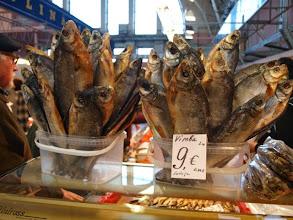 Photo: Сушеная рыба.