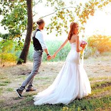 Wedding photographer Olga Smaglyuk (brusnichka). Photo of 13.08.2017