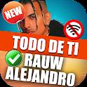 Rauw Alejandro Todo de Ti & 2/catorce sin internet icon