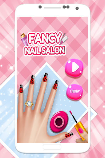 Fancy nail saloon 1.1.0 screenshots 1