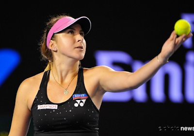 Belinda Bencic pakt tweede medaille in het tennis