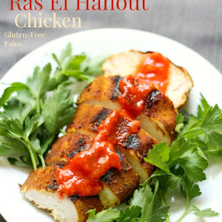 Ras El Hanout Harissa Recipes