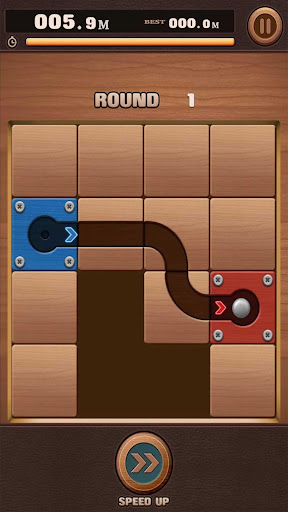 Moving Ball Puzzle screenshot 3