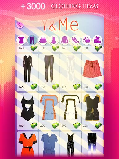 World of Fashion - Dress Up 1.5.5 screenshots 12
