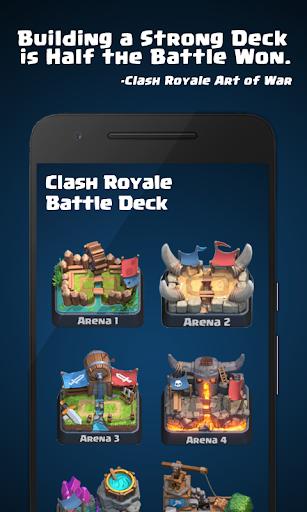 Battle Decks for Clash Royale