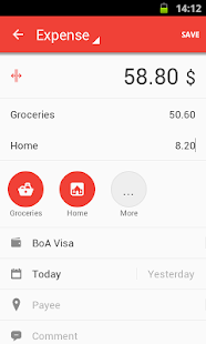 Zenmoney: expense tracker- screenshot thumbnail