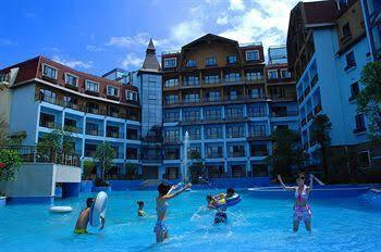 Oasis O.City Hotel Shenzhen