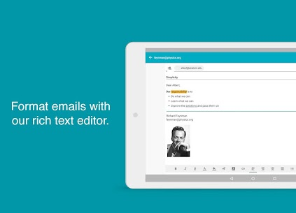 Aqua Mail PRO APK- Email app LITE Mod [Full Unlocked] 10