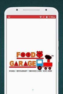 Food Garage - náhled