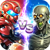 Robot Vs Zombies Game