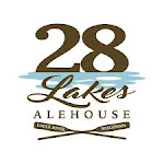 Logo for 28 Lakes Alehouse