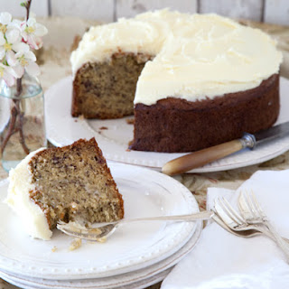 Best-Ever Banana Cake Recipe