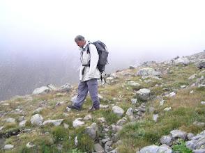Photo: De Merlette à Freissinières: rien de trop pour se protéger du froid