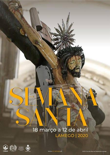 Canceladas as celebrações da Semana Santa de Lamego