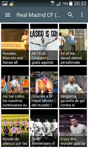 android Live Football Scores Laliga Screenshot 2