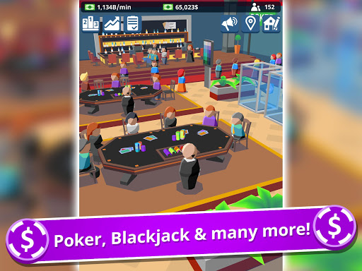 Idle Casino Manager - Business Tycoon Simulator 2.1.2 screenshots 12