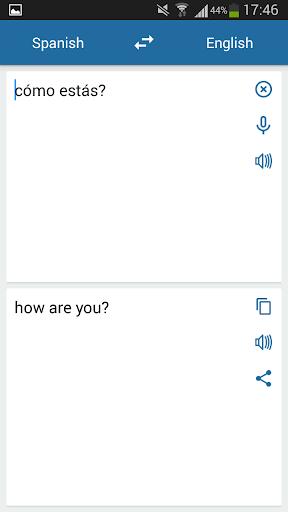 Spanish English Translator 2.5.2 screenshots 3