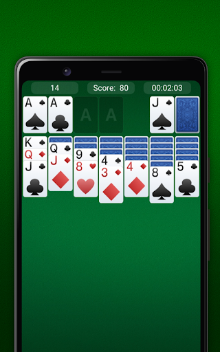 Solitaire apkmr screenshots 1