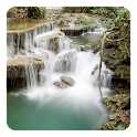 Lost Waterfall Live Wallpaper icon