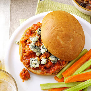 Buffalo Sloppy Joes for Two.