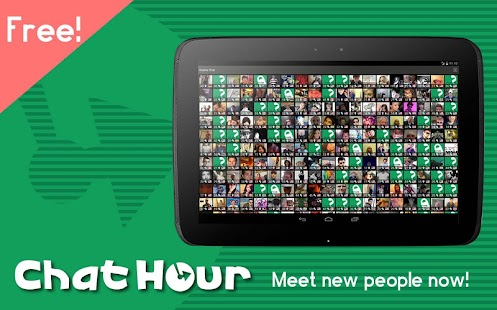 Chat Hour - Meet Flirt Friends- screenshot thumbnail