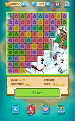 Pixel Crossu2122-Nonogram Puzzles 4.8 screenshots 16