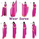 Complete Wear Saree icon
