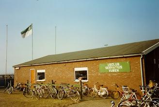Photo: Het verbouwde clubgebouw van Servatius