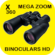 Binoculars HD Camera Zoom Long Distance