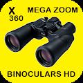 Binoculars HD Camera Zoom Long Distance