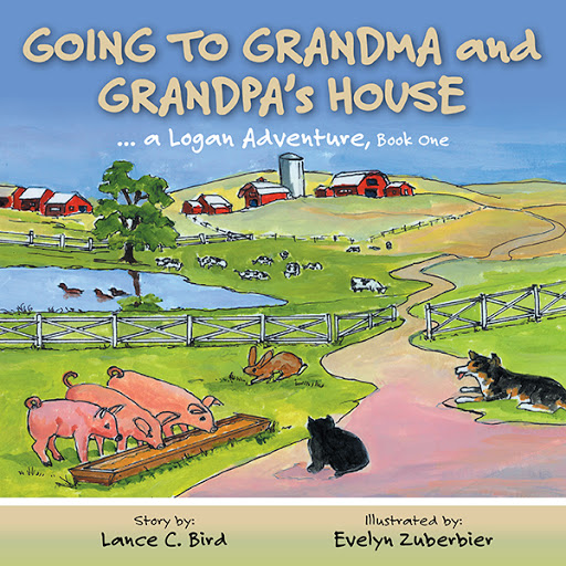 Going to Grandma and Grandpa's House cover