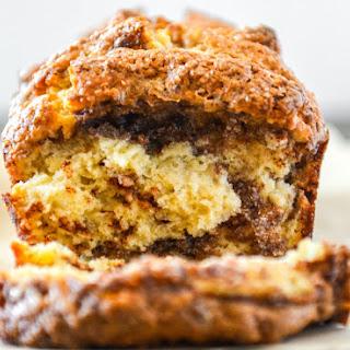 Cinnamon Scone Bread.