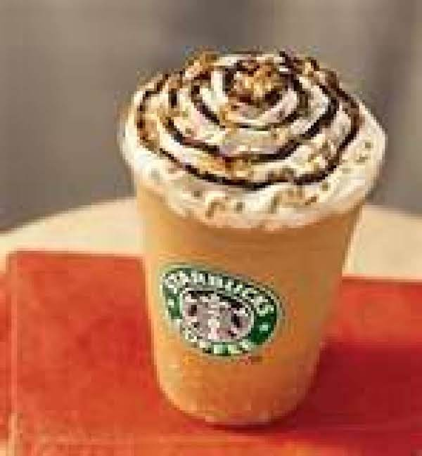 Homemade Version Starbucks Frappuccino Recipe