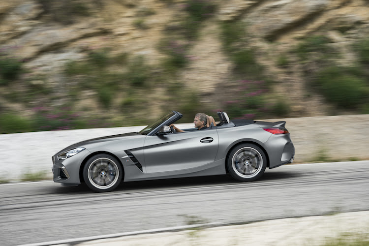 New Z4 is a marked improvement over its predecessor