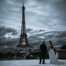 Wedding photographer Andrey Skripka (andreyskripka). Photo of 11.07.2018
