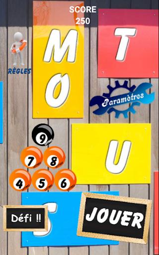 MOTUS - Français Gratuit - Lingo  - Trouve le Mot 4.4 screenshots 1